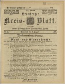 Bromberger Kreis-Blatt, 1897, nr 62