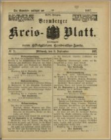 Bromberger Kreis-Blatt, 1897, nr 71