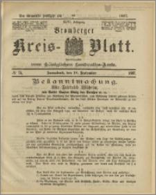 Bromberger Kreis-Blatt, 1897, nr 74