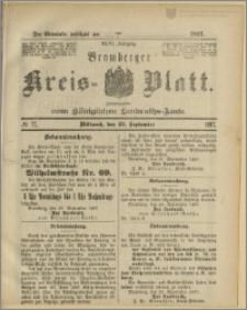 Bromberger Kreis-Blatt, 1897, nr 77