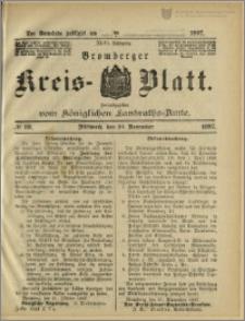 Bromberger Kreis-Blatt, 1897, nr 89