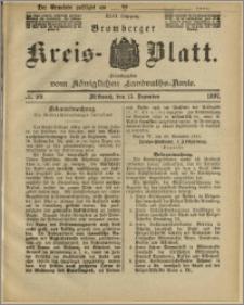 Bromberger Kreis-Blatt, 1897, nr 99