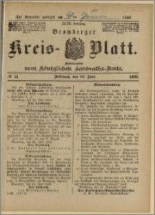 Bromberger Kreis-Blatt, 1898, nr 51