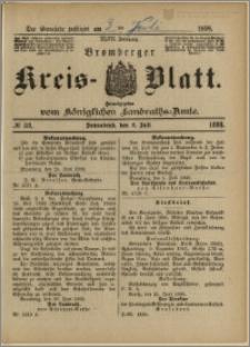 Bromberger Kreis-Blatt, 1898, nr 52