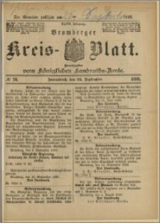 Bromberger Kreis-Blatt, 1898, nr 76