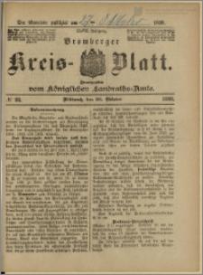 Bromberger Kreis-Blatt, 1898, nr 85
