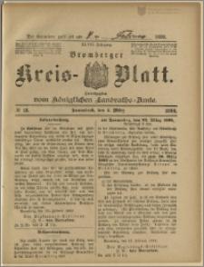 Bromberger Kreis-Blatt, 1899, nr 18