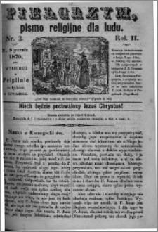 Pielgrzym, pismo religijne dla ludu 1870 nr 3