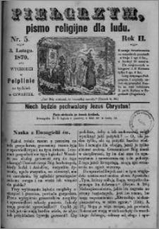 Pielgrzym, pismo religijne dla ludu 1870 nr 5