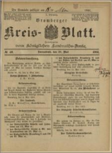 Bromberger Kreis-Blatt, 1901, nr 40