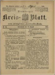 Bromberger Kreis-Blatt, 1901, nr 64