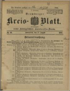 Bromberger Kreis-Blatt, 1901, nr 66