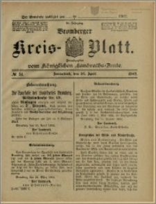 Bromberger Kreis-Blatt, 1902, nr 34