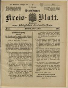 Bromberger Kreis-Blatt, 1902, nr 37