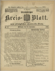Bromberger Kreis-Blatt, 1902, nr 77