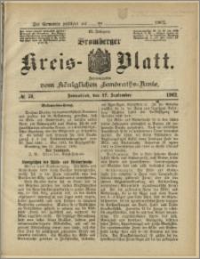Bromberger Kreis-Blatt, 1902, nr 78