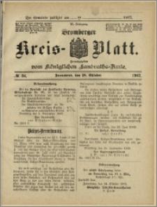 Bromberger Kreis-Blatt, 1902, nr 84