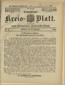 Bromberger Kreis-Blatt, 1902, nr 99