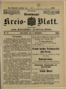 Bromberger Kreis-Blatt, 1903, nr 71
