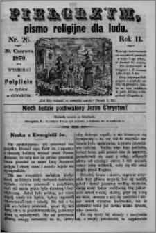 Pielgrzym, pismo religijne dla ludu 1870 nr 26