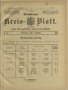 Bromberger Kreis-Blatt, 1904, nr 11