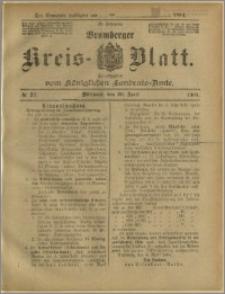 Bromberger Kreis-Blatt, 1904, nr 32