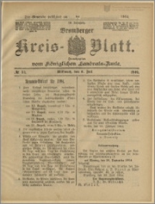 Bromberger Kreis-Blatt, 1904, nr 54