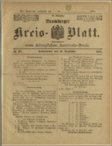 Bromberger Kreis-Blatt, 1904, nr 105