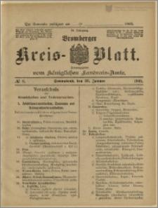 Bromberger Kreis-Blatt, 1905, nr 8