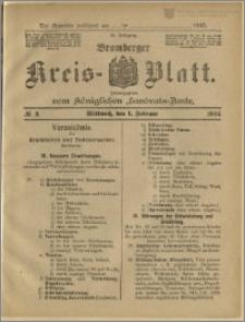 Bromberger Kreis-Blatt, 1905, nr 9