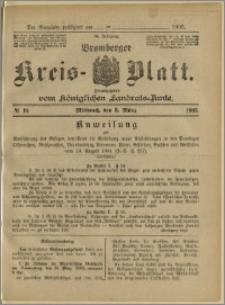 Bromberger Kreis-Blatt, 1905, nr 19
