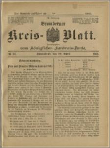 Bromberger Kreis-Blatt, 1905, nr 34