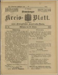 Bromberger Kreis-Blatt, 1905, nr 83