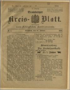 Bromberger Kreis-Blatt, 1906, nr 3