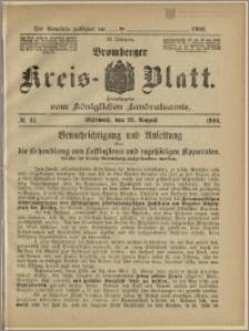 Bromberger Kreis-Blatt, 1906, nr 67