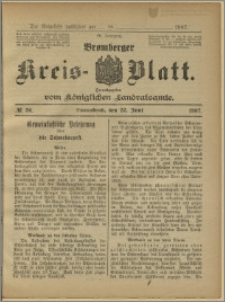 Bromberger Kreis-Blatt, 1907, nr 50