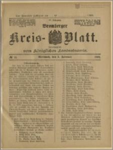 Bromberger Kreis-Blatt, 1908, nr 11