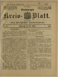 Bromberger Kreis-Blatt, 1908, nr 23
