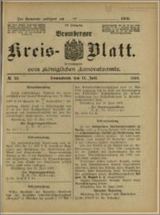 Bromberger Kreis-Blatt, 1908, nr 56