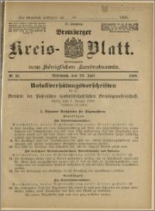 Bromberger Kreis-Blatt, 1908, nr 61