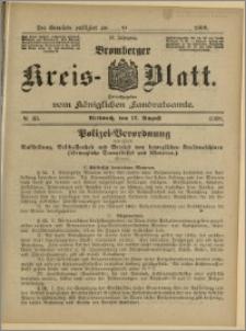 Bromberger Kreis-Blatt, 1908, nr 65