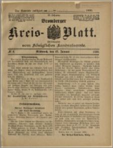 Bromberger Kreis-Blatt, 1909, nr 8