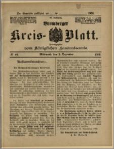 Bromberger Kreis-Blatt, 1909, nr 96