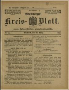 Bromberger Kreis-Blatt, 1910, nr 24