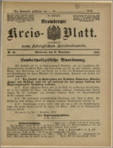 Bromberger Kreis-Blatt, 1910, nr 90