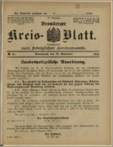 Bromberger Kreis-Blatt, 1910, nr 91
