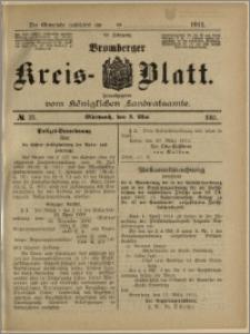 Bromberger Kreis-Blatt, 1911, nr 35