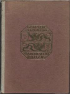 Gemalde Sammlung Stadtmuseum Danzig