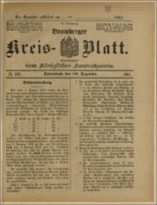 Bromberger Kreis-Blatt, 1911, nr 104