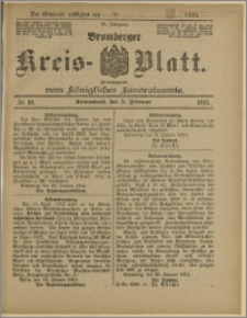 Bromberger Kreis-Blatt, 1912, nr 10